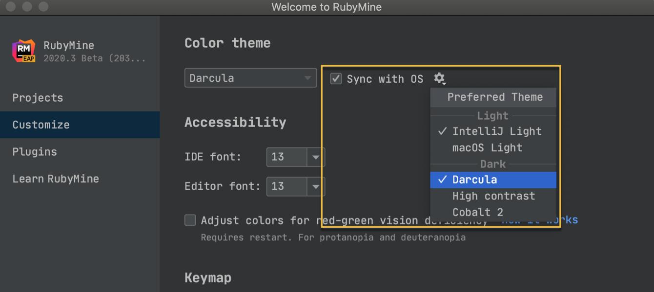 RubyMine2020.3.3 RubyMine最新破解版