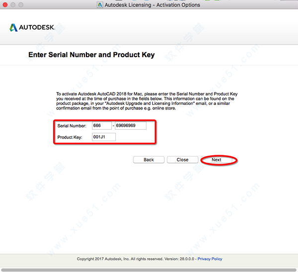 AutoCAD2018mac AutoCAD破解版mac