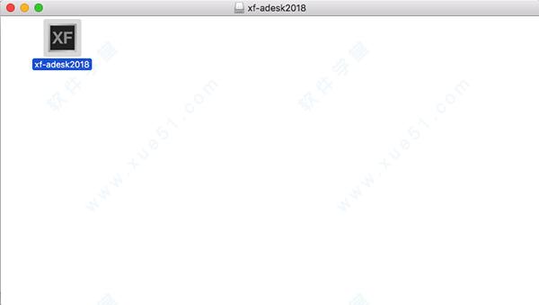 AutoCAD2018mac AutoCAD2018mac密钥