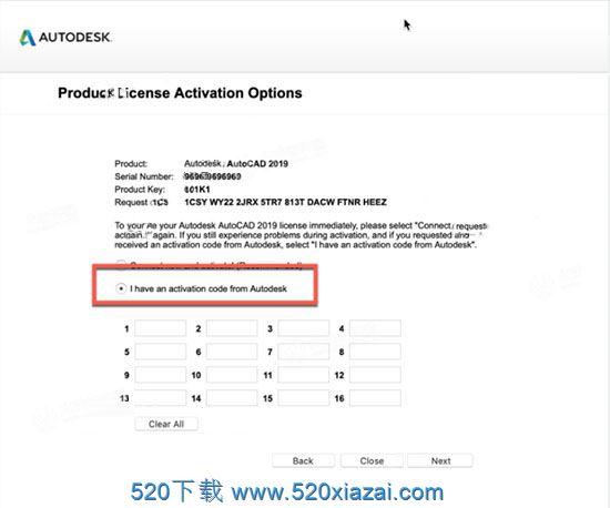 AutoCAD2019mac AutoCAD2019mac密钥