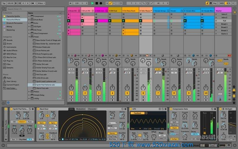 Ableton Livev11.0 Ableton Live Suit