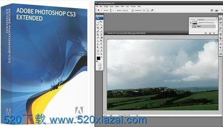 Photoshop CS3 v10.0 绿色极限精简版 特别下载