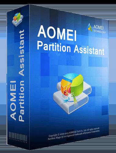 傲梅分区助手v9.1.0 AOMEI分区助手v9.1.0绿色版