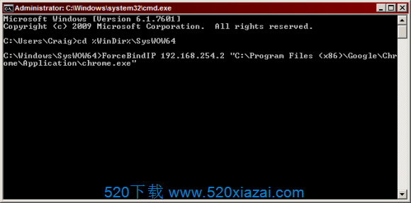 ForceBindIP 1.3.2 免费下载