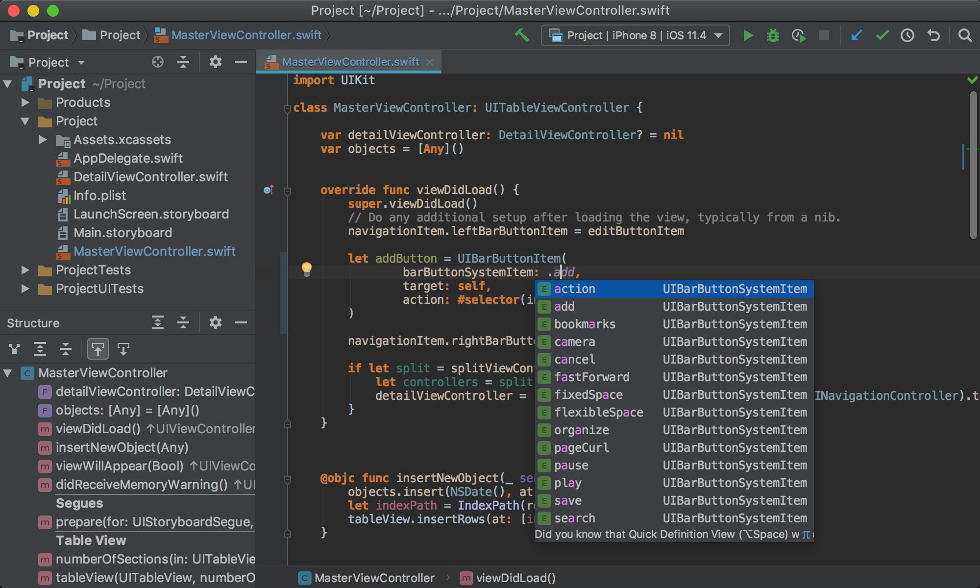 AppCode2020.2.8 AppCode2020.2.7破解版