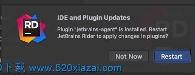 Rider2020.2.4 mac JetBrains