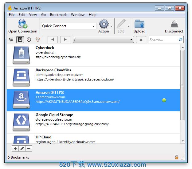 Cyberduck 7.6.2 for mac 官方中英文多国语言版下载