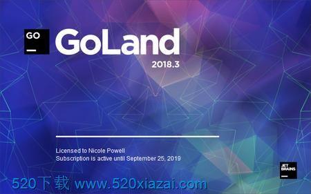 GoLand2018.3.5 mac GoLand2018.3免费下载