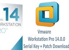 VMware Workstation 14.1.3 正式版 附安装激活密钥下载