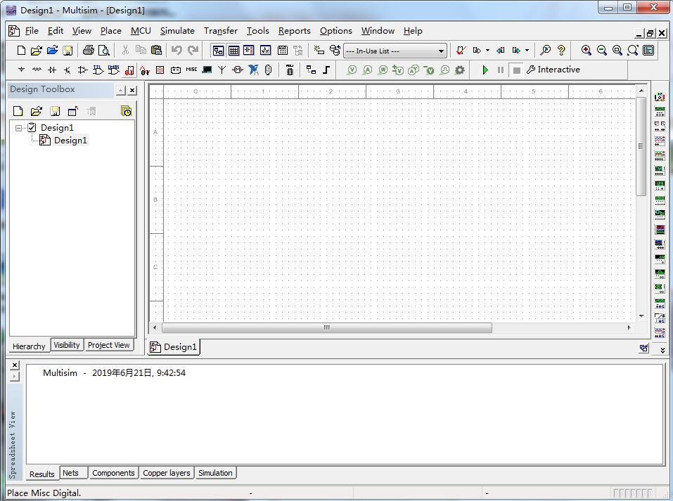 ni circuit design suite14.2 multisim14.2激活教程