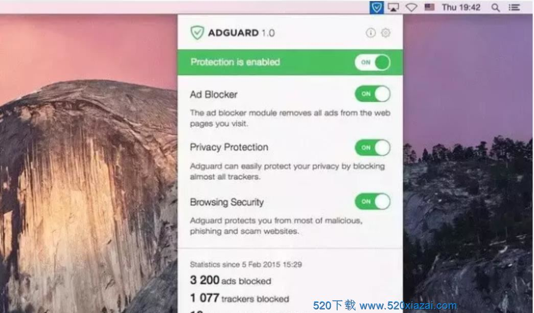 AdGuard v2.5.1.913 for mac TNT特别版下载