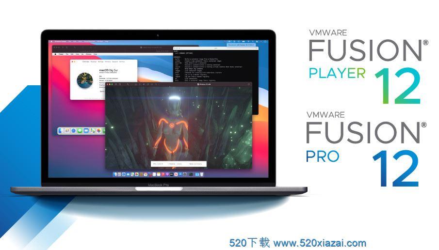 VMware Fusion12.0.0 Fusion12.0.0破解版