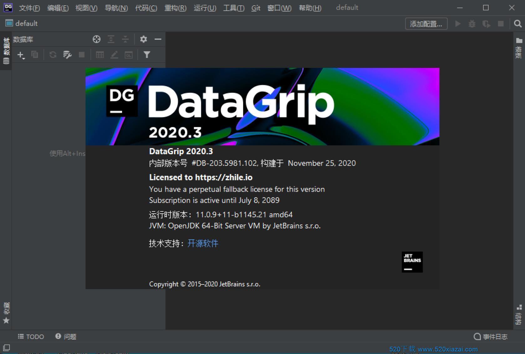 DataGrip2020.3.2破解版 DataGrip2020.3.2激活码
