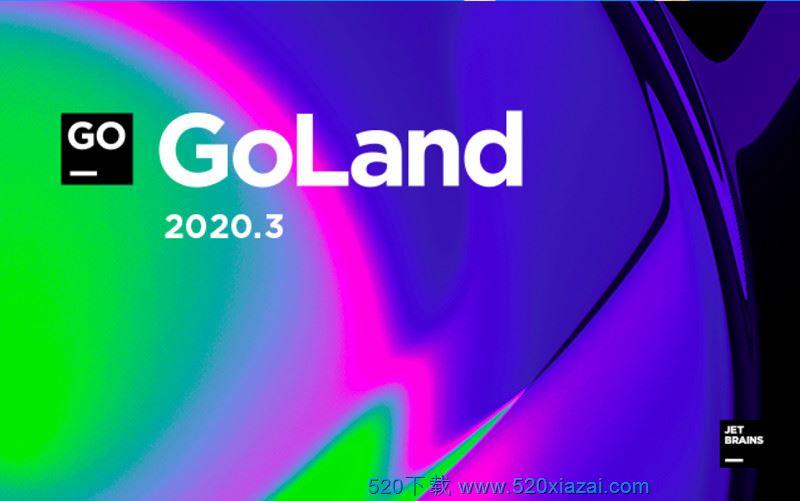 GoLand2020.3.4 mac GoLand2020.3.4M1破解版