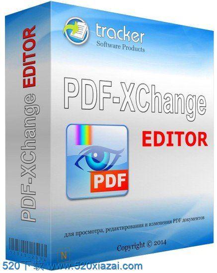 PDF-XChange Editor9.0.351 PDF编辑工具