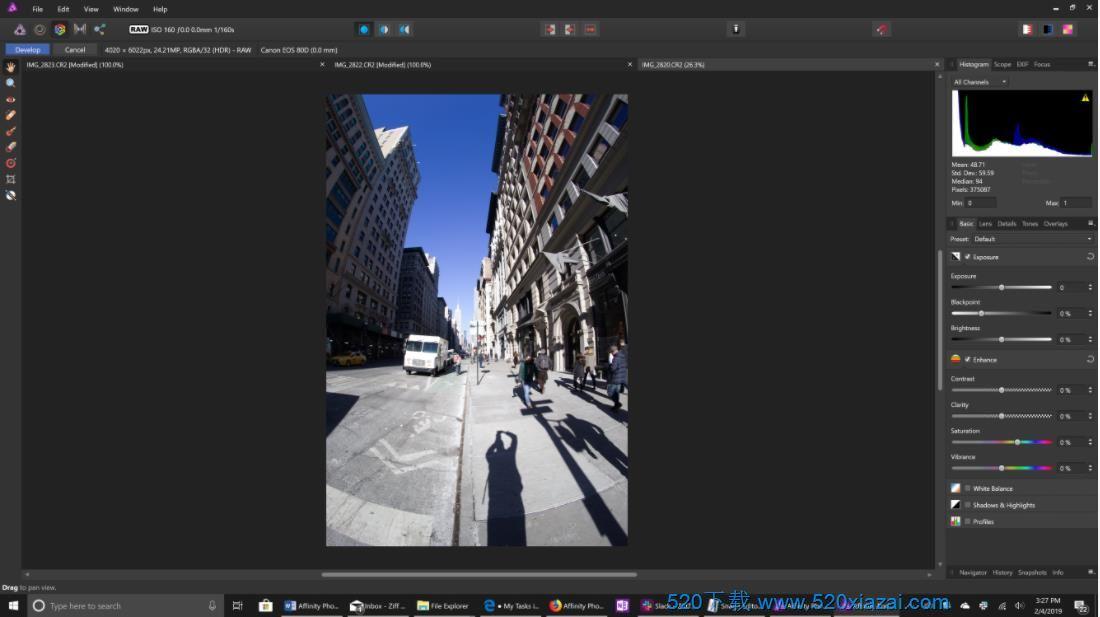 Affinity Designer1.9.0.979 专业级图像处理工具