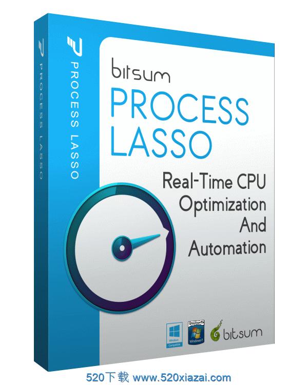 Process Lasso10.0.0 Process Lasso 10.0 注册版