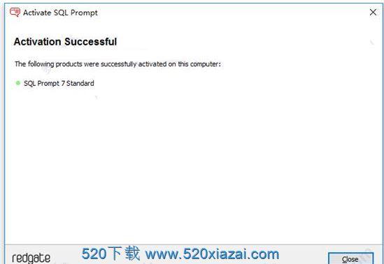 SQL Promptv9.0.9 SQL Prompt 激活教程
