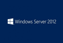 Windows Server 2012 英文版 官方正式版